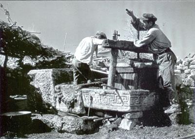 Fotoğraf: Ara Güler, Kaynak: Geyre Vakfı Kartpostalları