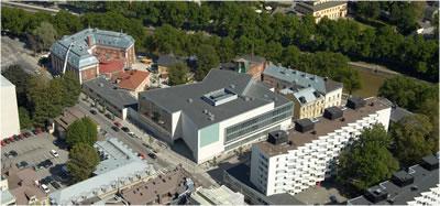 <p><strong>2.</strong> Turku Kent Kütüphanesi<strong></strong><br />  Kaynak: JKMM Architects  Arşivi<strong></strong></p>