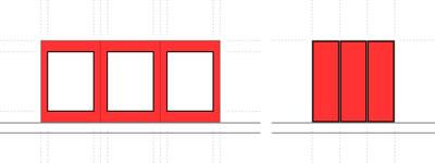 <p><strong>2.</strong> Çekme  mesafeleriyle inşaat alanının tanımlandığı parsel düzeninde yapı, çekme  mesafeleri sonucunda ortaya çıkan boşluklar aracılığıyla sokakla ve diğer komşu  yapılarla ilişki kurarken, bitişik nizam parselde yapı, aracısız ve doğrudan  kendi bedeni üzerinden bu ilişkileri kurmaktadır.<br />  Üreten:  Berin F. Gür, Çizen: Murat Aydınoğlu</p>