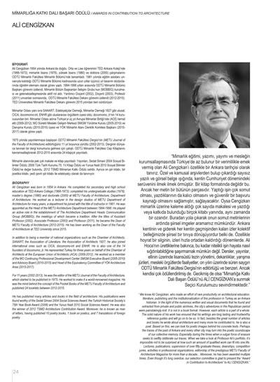 <p><strong>2a.</strong> Ödül alan projelerin olduğu sayfalardan  bir örnek, sayfa 24, 25 ve 48-51.</p>