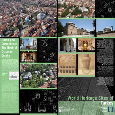 <p><strong>2a.</strong> Türkiyenin Dünya Miras Alanlarını  gösteren paftalardan seçkiler</p>