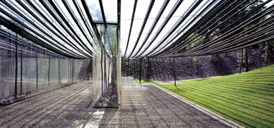 <p><strong>2b.</strong> Les Cols Restaurant  Marquee 2011 Olot, Girona, Spain<br />Fotoğraf: Hisao Suzuki</p>