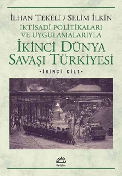 <p>İlhan  Tekeli ile birlikte yazdığı <em>İkinci Dünya  Savaşı Türkiyesi </em>kitapları</p>