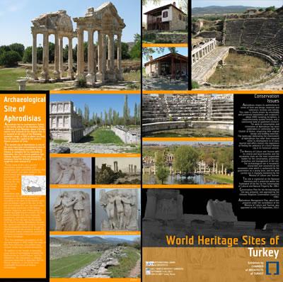 <p><strong>2d.</strong> Türkiyenin Dünya Miras Alanlarını  gösteren paftalardan seçkiler</p>