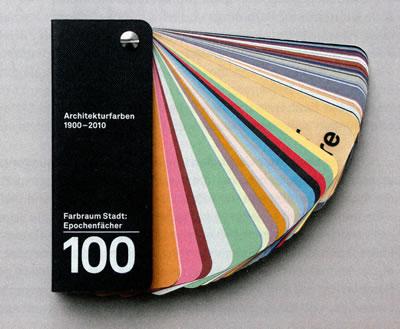 <strong>Resim 3b. </strong>Zürih'in  Renkleri Araştırma Projesi Kapsamında Yapılan Çevresel Renk Analizi  Çalışmalarından Örnekler</p>