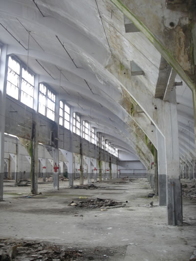 <p><strong>3.</strong> Sümerbank Kayseri Fabrikası, Mayıs 2009<br />  Fotoğraf: Funda Uz</p>
