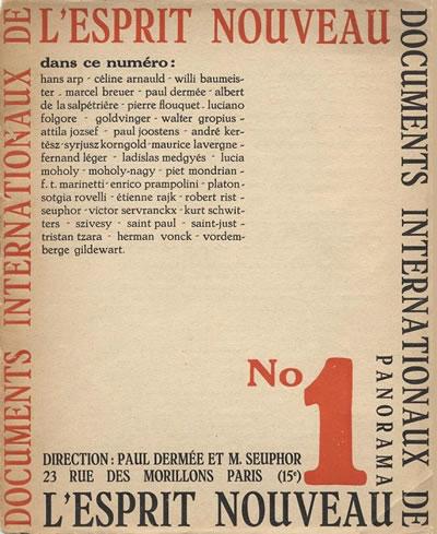 <p><strong>3. L Esprit Nouveau</strong>, 1920, sayı: 1<br />Kaynak: https://commons.wikimedia.org/wiki/File:Cover_esprit_nummer_1.jpg [Erişim: 01.02.2018]