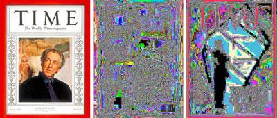 <p><strong>3.</strong> <em>Time</em> dergisi kapakları: Frank L. Wright 1938 yılında, Le Corbusier 1961 yılında,  Daniel Libeskind ise 2005 yılında dergiye kapak olmuştur.<br />   Kaynak: time.com</p>