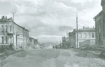 <p><strong>3.</strong> Rus  döneminde gelişen yeni kent dokusu<br />   Kaynak: Yurdalan, 2010, s.154.</p>