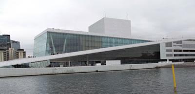 <p><strong>3.</strong> Oslo Opera Binası. Mimarlar:  Snøhetta, Oslo, Norveç.<br />   Fotoğraf: Bernard Kennedy</p>