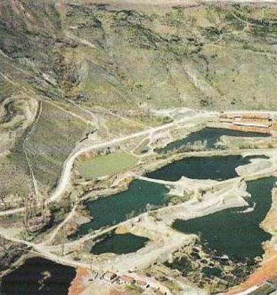 <p><strong>3.</strong> İmrahor Vadisinde su havzaları <br />   Kaynak: 2001, Ankara Kenti  Vadilerinin Koruma ve Kulamın İlkeleri Açısından Değerlendirilmesi: İmrahor  Vadisi Örneği, TÜBİTAK TOGTAG-940.</p>