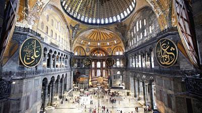<p><strong>3.</strong> Aralarında  Türkiyeden akademisyenlerin de bulunduğu 234 Bizans ve Osmanlı tarihçisinden  Ayasofyanın statüsüne ve korunmasına ilişkin açık mektup, kapak görseli<br />Kaynak: https://tr.euronews.com/2020/07/02/uluslararas-akademisyenlerden-ayasofya-mektubu