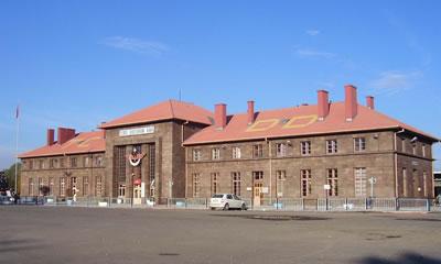 3. Erzurum İstasyonu