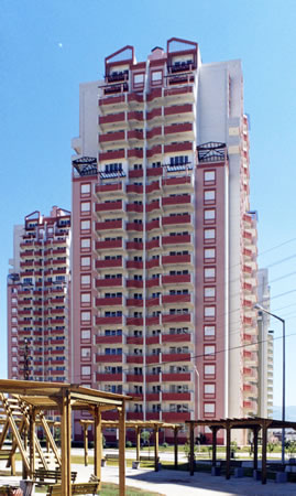 Mavişehir Konutları, Proje: MESA