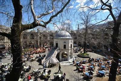 Koza Han, Bursa