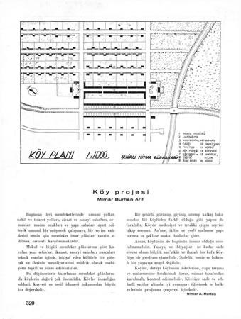 <p><strong>3.</strong><em> Arkitekt</em> dergisinden  Abidin Mortaş&rsquo;ın Yazısı.<br /> Kaynak: Mortaş, 1935.</p>