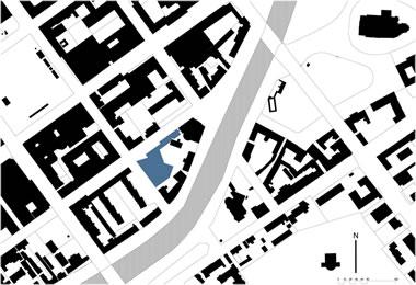 <p><strong>3.</strong> Turku Kent Kütüphanesi Vaziyet Planı<br />  Kaynak: JKMM Architects  Arşivi<strong></strong></p>