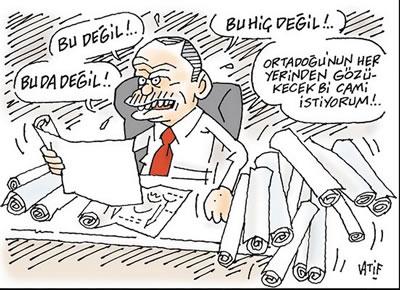 <strong>3.</strong>Yeni bir yarışma yöntemi: &ldquo;Tek Seçicilik&rdquo;<br />Kaynak: politikkarikaturler.blogspot.com.tr/2012/11/karikaturistlerin-21-kasim-2012-gundemi.html#.Vg87Weztmko