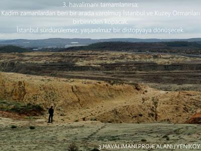 <p><strong>3. </strong>KOS: İstanbul sürdürülemez, yaşanılamaz bir distopyaya  dönüşecek.<br />Kaynak: KOS Medya </p>