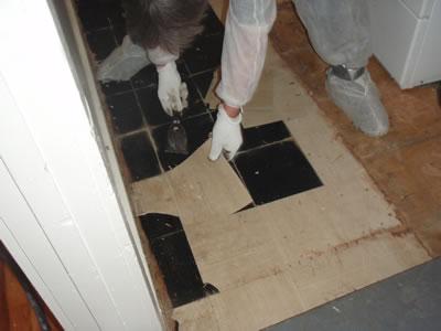 <p><strong>3b.</strong> Yapıda belirlenmiş  asbestli ürünlerin yapıdan sökümü ve yapıda alınan güvenlik önlemi.</p>