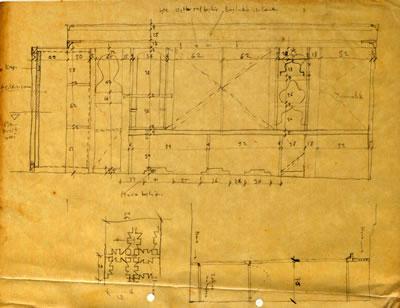 <p><strong>3c.</strong> 1978 yılında Cengiz Bektaşın yönettiği Mavi Yolculuktan  çizimler ve notlar.<br />   Kaynak:  SALT Araştırma, Cengiz Bektaş Arşivi.</p>