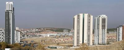 <p><strong>4.</strong> Ankara daki farklı  konut projelerine ö<strong>r</strong>nekler</p>