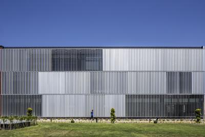 <p><strong>4.</strong> Cephenin görünmez kurucu ögesi  zamansallık<br />   Fotoğraf: Alp Eren, Altkat  Architectural Photography</p>