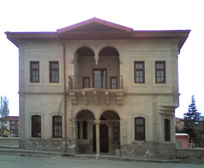 Aksaray Temsilciliği Hizmet Binası