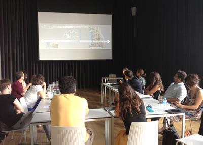 4. Deneysel Mimarlık İşleri toplantısı, Salt Galata, İstanbul