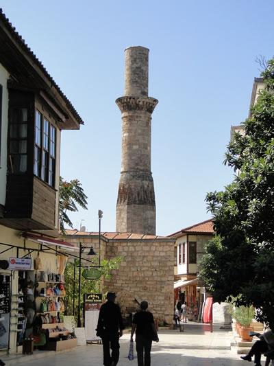 4. Antalya, Kesik Minare