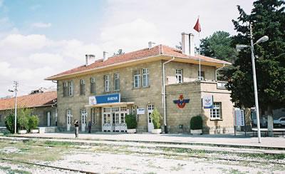 4. Burdur İstasyonu