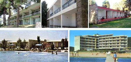 Resim 4. Çanakkale, Bergama, Efes, Pamukkale TUSAN Moteller ve Kuşadası TUSAN Otel (Kaynak: Tuna Ultav Arşivi)
