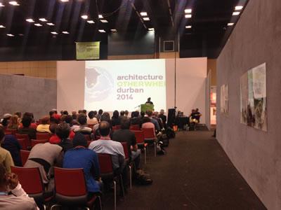 UIA Çalışma Programı Yalınayak Mimarlık (Barefoot Architecture) Forumu Fotoğraf: Özge Şahin