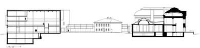 <p><strong>  4.</strong> Turku Kent  Kütüphanesi Kesiti<br />  Kaynak: JKMM Architects  Arşivi<strong></strong></p>