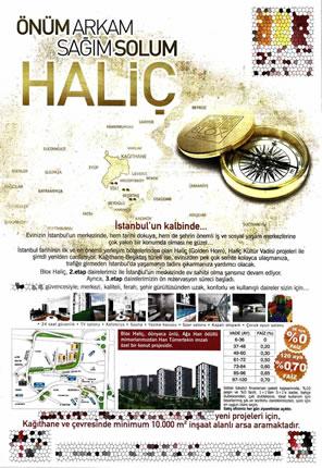 """<p><strong>Resim  4.</strong> İstanbul'da  mimarın itibarı üzerinden pazarlanan konut tasarımları. Vurgu: """"Ağa Han ödüllü mimarlarımızdan Han  Tümertekin imzalı…""""<br />  Kaynak: <strong>Hürriyet</strong>, 2012.</p>"""