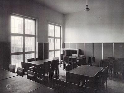 <p><strong>4. </strong>Yüksek  Ziraat Enstitüsü, Çalışma Salonu<br />Kaynak: ETHZ </p>