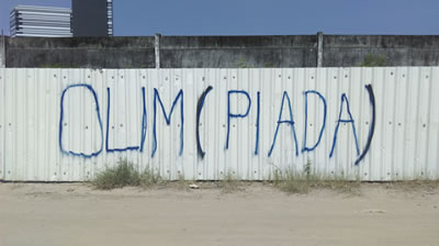 <p><strong>4.</strong> Vila Autódromo Bariyeri Piada Portekizcede şaka  anlamına geliyor</p>