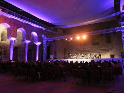 <p><strong>4.</strong> Açılış Seremonisi, Aya İrini, 17 Ekim</p>