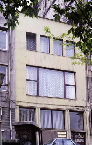 <p><strong>4.</strong> Vişnezadede Dr.  Belen Evi, İstanbul<br />Kaynak: Mimarlar Odası İstanbul  BK Şubesi Arşivi</p>