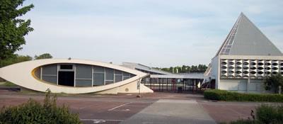 <p><strong>4.</strong> École Nationale Supérieure Darchitecture et de Paysage  de Bordeaux / Bordeaux Ulusal Mimarlık ve Peyzaj Okulu</p>