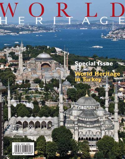 <p><strong>4b.</strong> 40. Dünya Miras Komitesi Oturumunda Türkiye&rsquo;nin miras  alanlarını tanıtan yayınlardan ikisi</p>