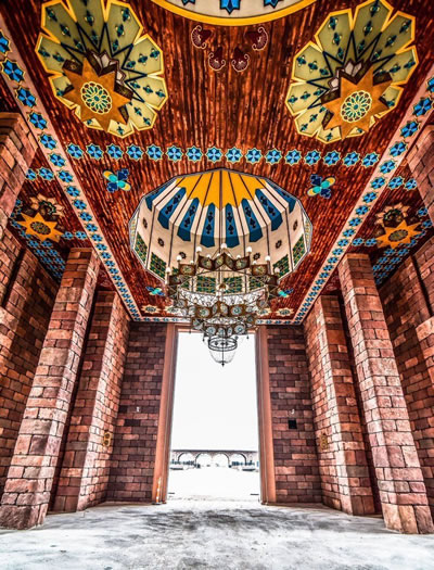 <p><strong>4b.</strong>. Ankaparkta Selçuklu - Osmanlı  Teması<br />  Fotoğraf: Pınar Yurdadön  Aslan</p>