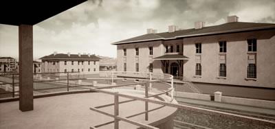 <p><strong>5. </strong>Adakale Sokaktaki Dr.  Celal Evinden Ziraat Bankası Lojmanları, 1933.<br />   Kaynak: Bir Şehir Kurmak:  Ankara 1923-1933 araştırma ekibi</p>