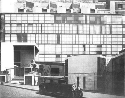<p><strong>5.</strong> Bir mimarlık felaketi olarak 3 kez yenilenecek Paristeki Cité  de Refuge (Sığınma Evi), 1933. (Son yenileme 2014 te 15 Milyon Euroya mal  olmuş.)</p>