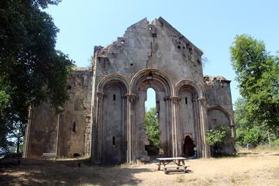 <p><strong>5.</strong> Tbeti Manastır Kilisesi, Cevizli / Şavşat / Artvin, 2019</p>