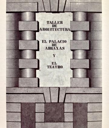 <p><strong>5. </strong>Ricardo  Bofill tarafından Strada Novissima için tasarlanan cephe.<br />  Kaynak: 1980, <strong>Venice Architecture Biennale Catalogue</strong>,  s.40.<strong></strong></p>
