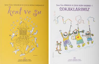 <p><strong>5.</strong> İstanbul BK Şubesi çalışmaları &ldquo;Kent  ve Su&rdquo; ve &ldquo;Sokaklarımız&rdquo; başlıklı resim yarışmaları kitap görselleri</p>