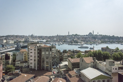 <p><strong>5. </strong>Fotoğraf: Sami Metin Uludoğan, Haliç, İstanbul, 2015<strong></strong></p>
