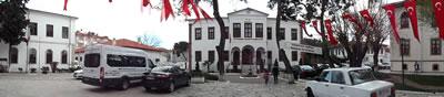 <p><strong>Resim  5.</strong> Konakaltı Meydanı'nın panoramik görüntüsü</p>