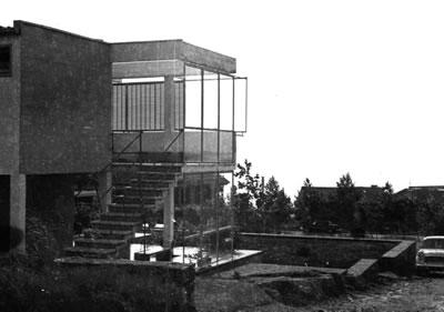 <p>Maruf  Önal Evi, Bayramoğlu-İstanbul, 1958<br />Kaynak: MO  İstanbul BK Şubesi Arşivi</p>